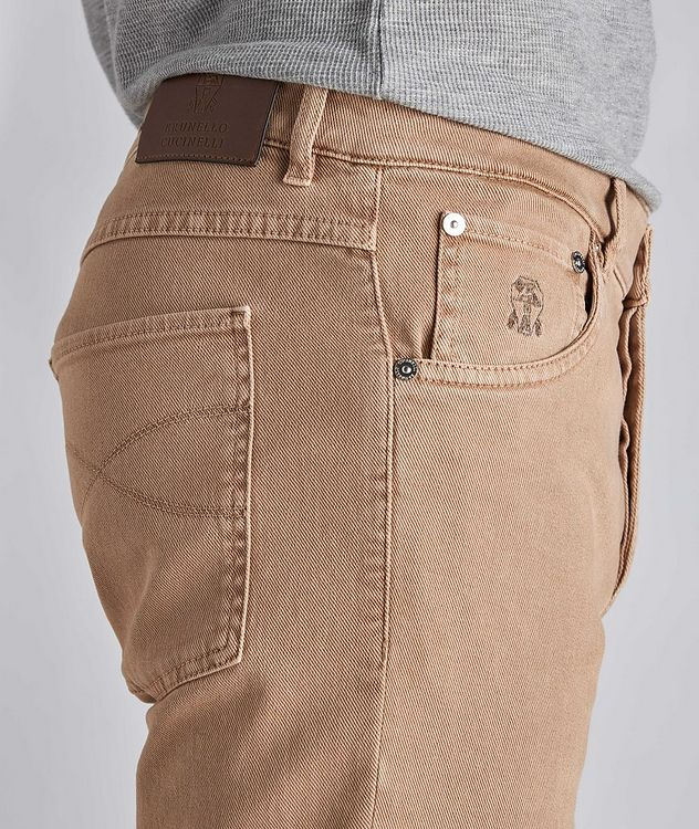Slim Fit Stretch Jeans picture 4
