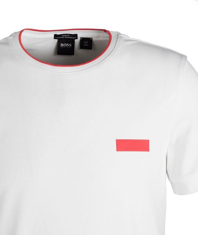 T-shirt en mélange de coton picture 2
