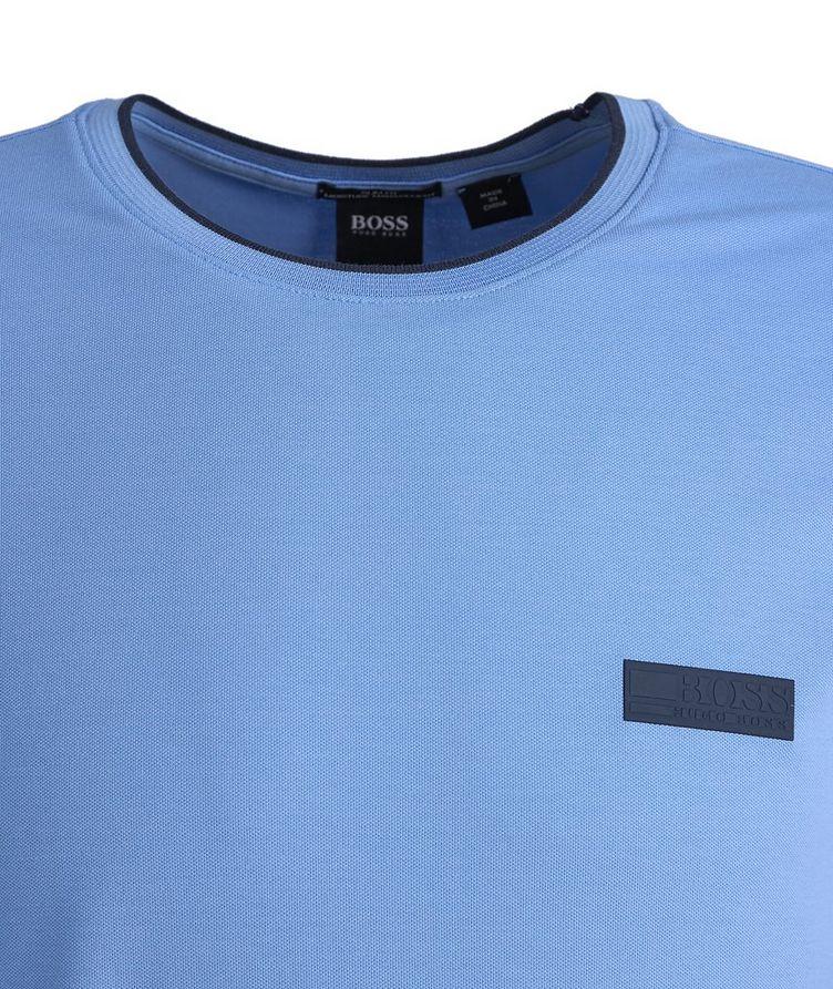 Logo Cotton-Blend T-Shirt image 1