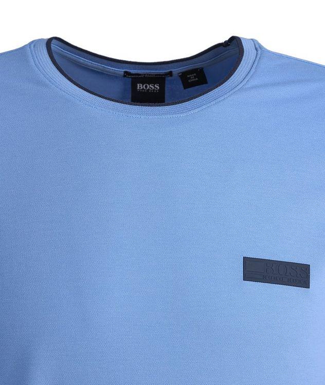 Logo Cotton-Blend T-Shirt picture 2