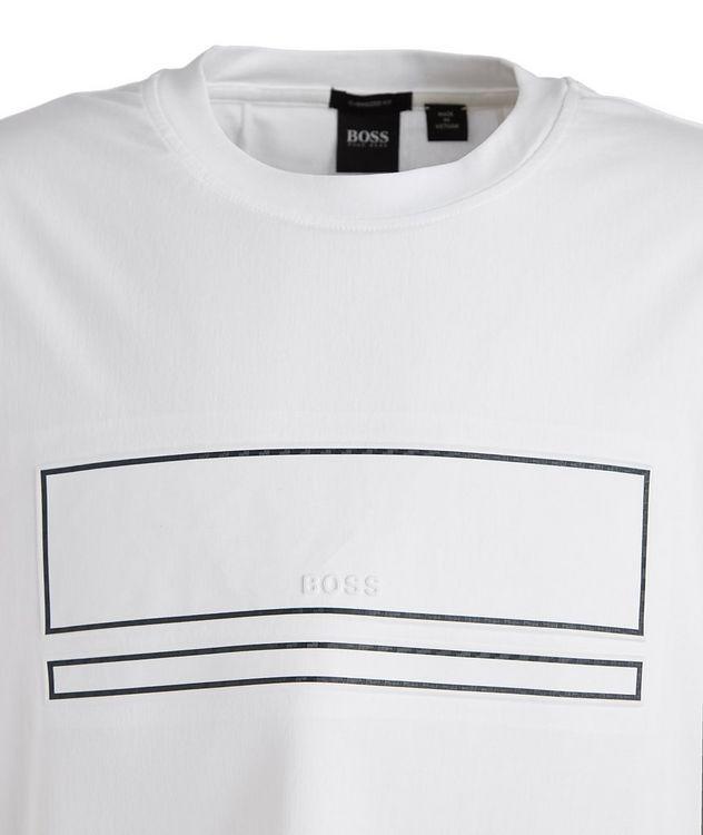 Carbon Foil Logo T-shirt picture 2
