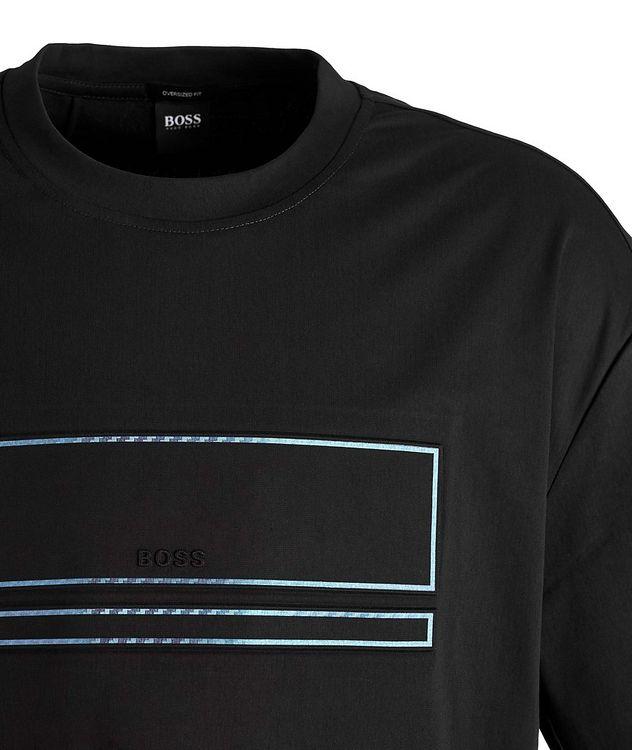 Tover Cotton-Blend T-Shirt picture 2
