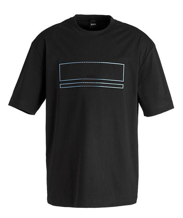 Tover Cotton-Blend T-Shirt picture 1