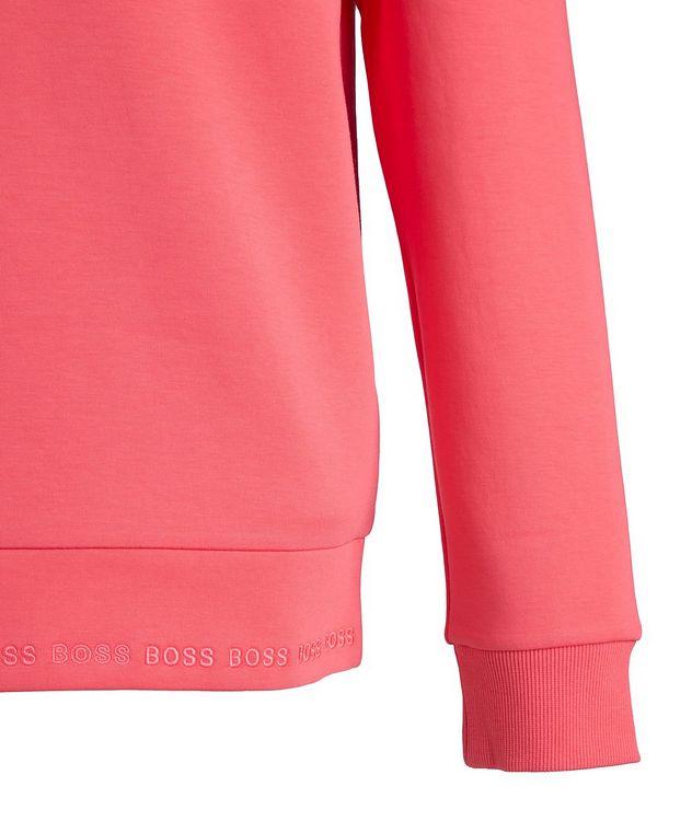 Logo Cotton-Blend Sweatshirt picture 4