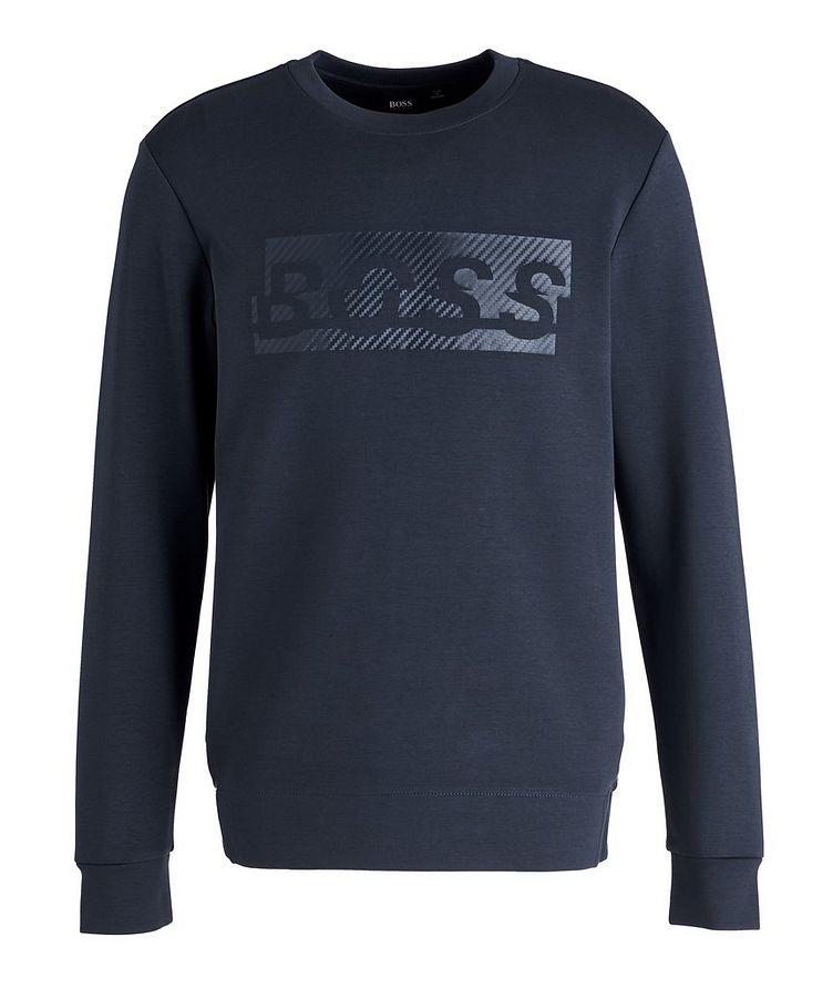 Salbo Iconic Cotton-Blend Sweatshirt image 0