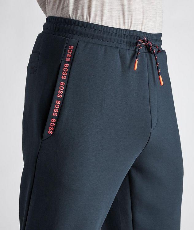 Logo Cotton-Blend Track Pants picture 4