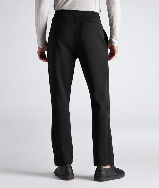 Logo Cotton-Blend Track Pants picture 3