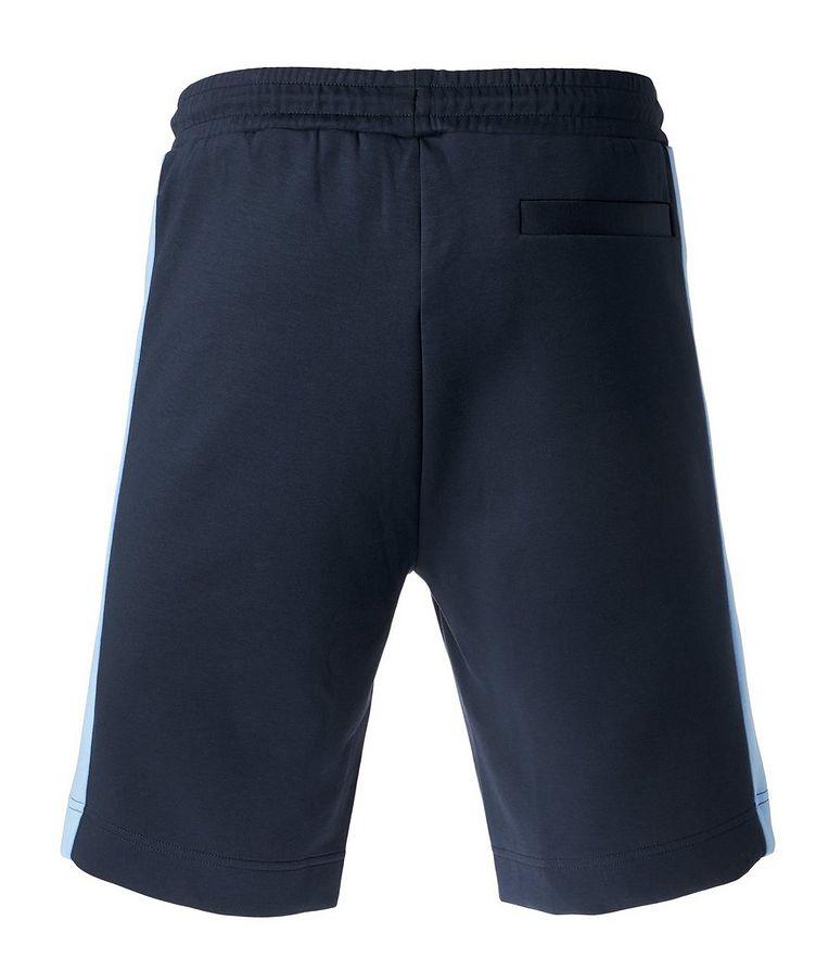 Drawstring Cotton-Blend Shorts image 1
