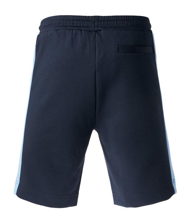 Drawstring Cotton-Blend Shorts picture 2