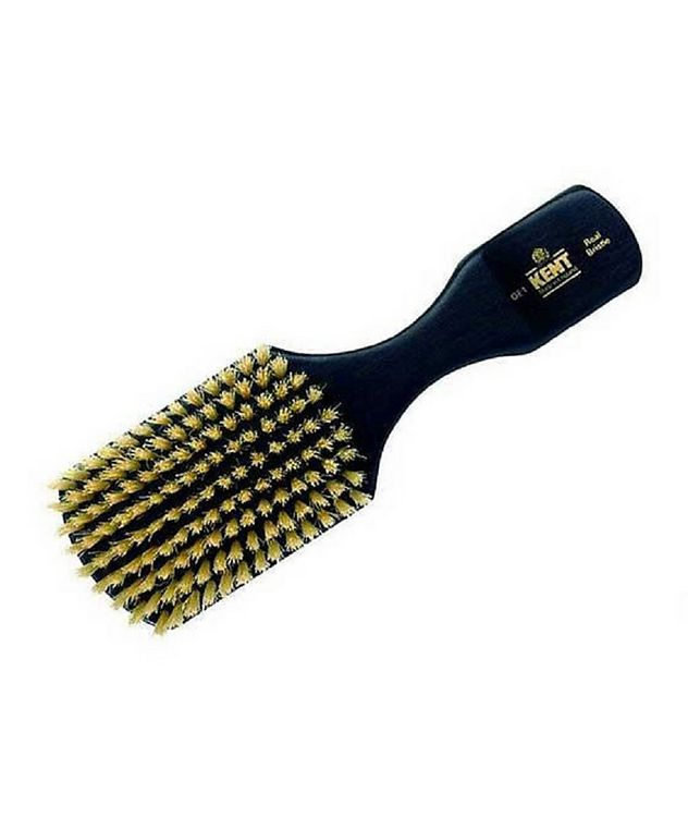 Rectangular Head Brush, White Bristles picture 1