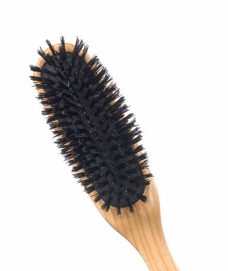 Rectangular Head Brush, Black Bristles image 1