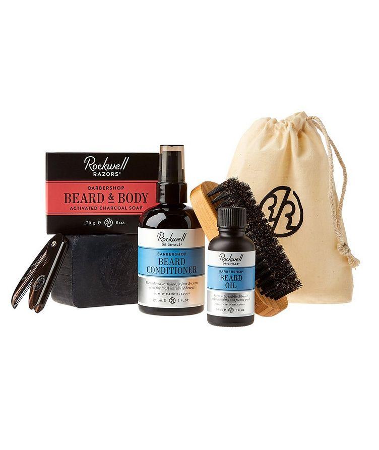 Beard Grooming Gift Set image 1