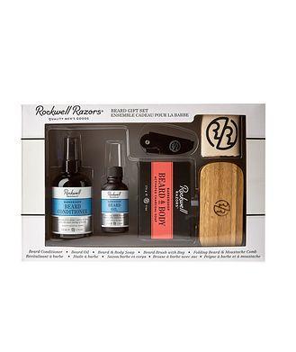 Rockwell Razors Beard Grooming Gift Set