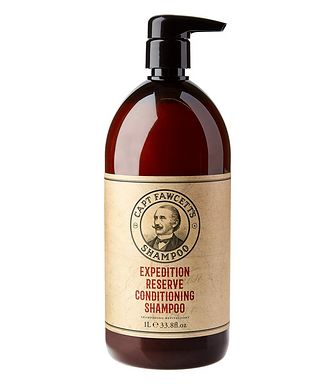 Captain Fawcett's Expedition Reserve Shampoo, 1L