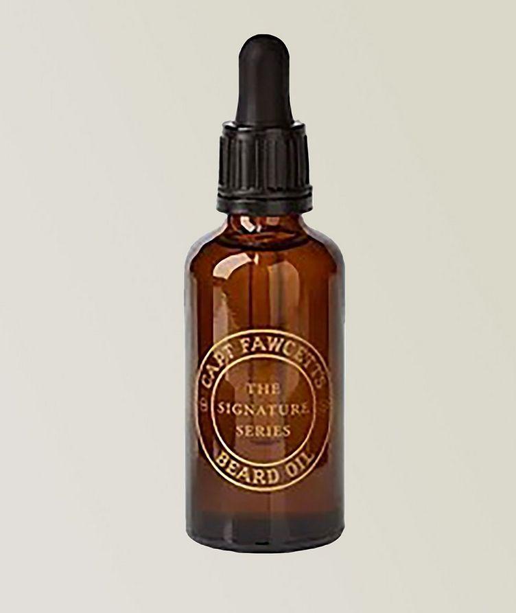 Beard Oil image 0