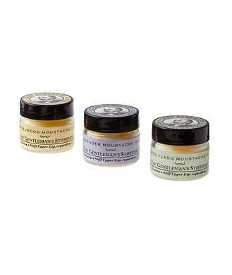 Captain Fawcett's 3-Pack Moustache Wax Cornucopia