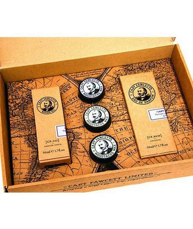 Perfum, Wax and Beard Oil Gift Set picture 2