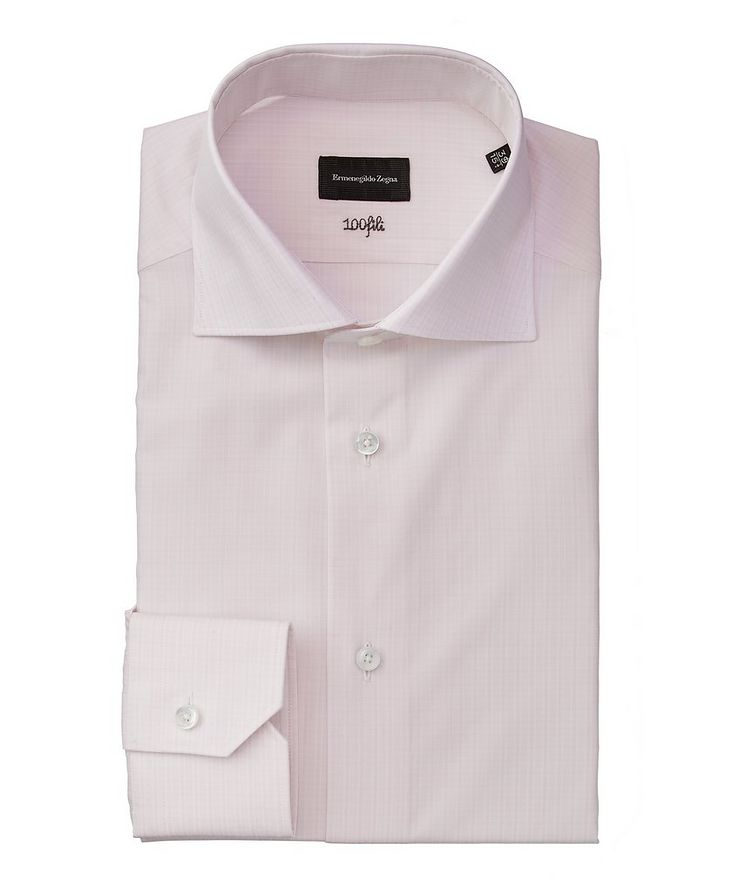 Milano 100fili Cotton Dress Shirt image 0