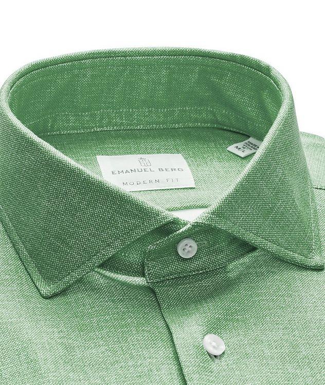 Byron 4-Flex Stretch-Cotton Performance Shirt picture 2