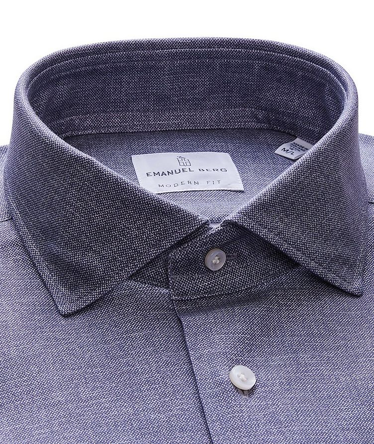 Byron 4-Flex Stretch-Cotton Performance Shirt image 1