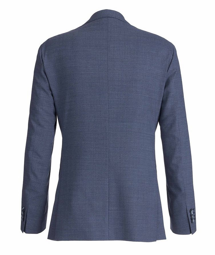 Slim-Fit Wool-Blend Suit image 1
