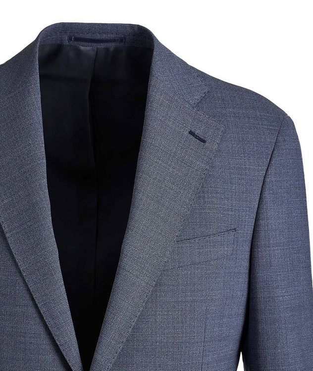 Slim-Fit Wool-Blend Suit picture 3