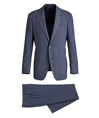 Atelier Munro Slim-Fit Wool-Blend Suit