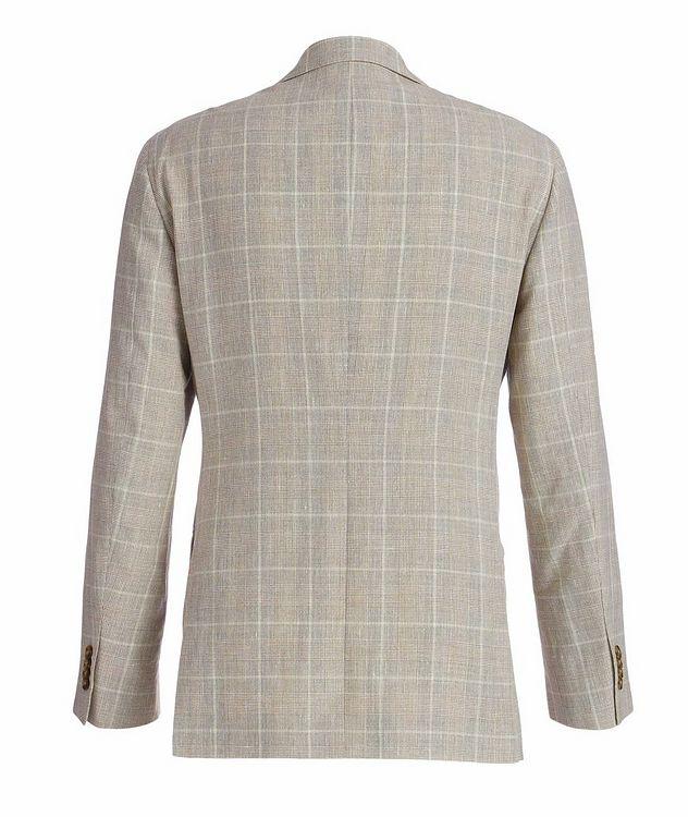 Complet en lin et laine de coupe amincie picture 2