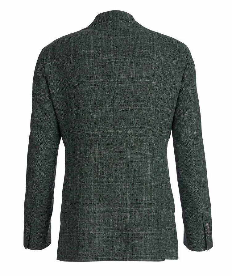 Slim-Fit Wool, Silk, and Linen Suit image 1