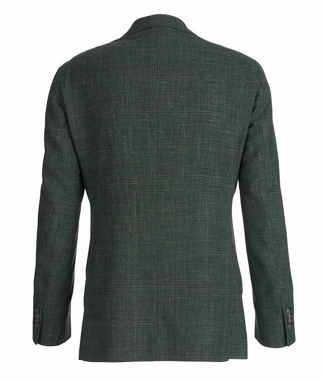 Slim-Fit Wool, Silk, and Linen Suit picture 2