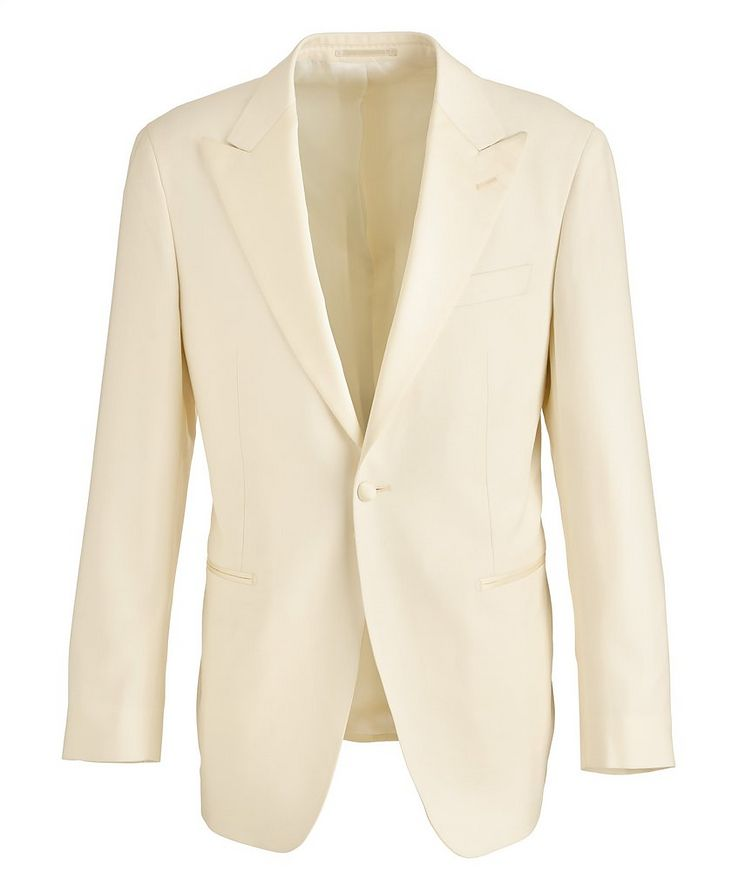 Wool Tuxedo Jacket image 0