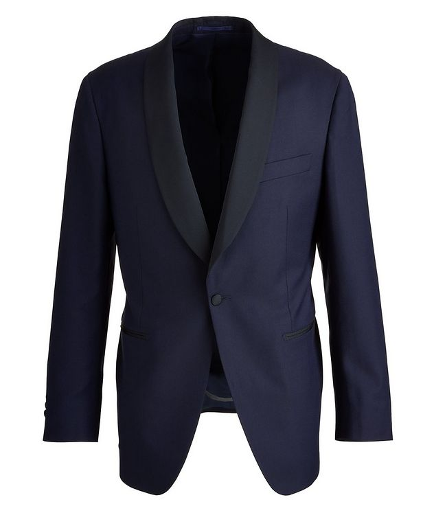 Slim-Fit Wool Tuxedo picture 2