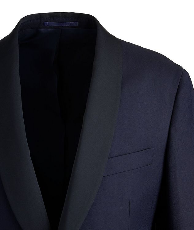 Slim-Fit Wool Tuxedo picture 4