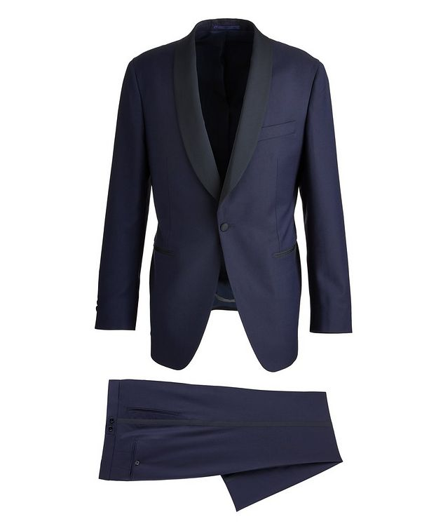 Slim-Fit Wool Tuxedo picture 1