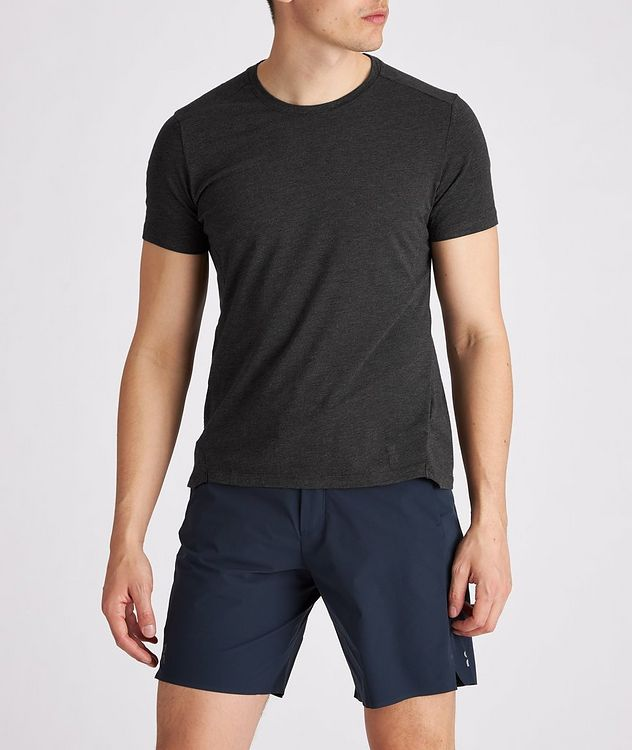 On-T Stretch-Cotton Performance T-Shirt picture 2