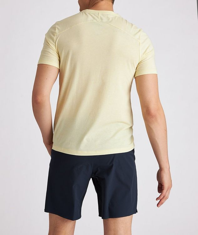 On-T Stretch-Cotton Performance T-Shirt picture 3