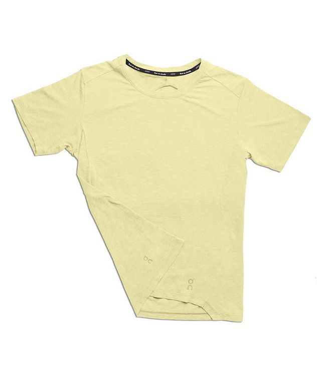 On-T Stretch-Cotton Performance T-Shirt picture 1