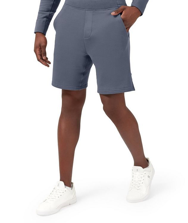 Performance French Terry Sweat Shorts picture 2