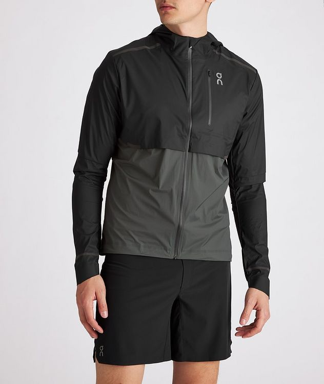 Tech-Fabric Weather Jacket picture 2