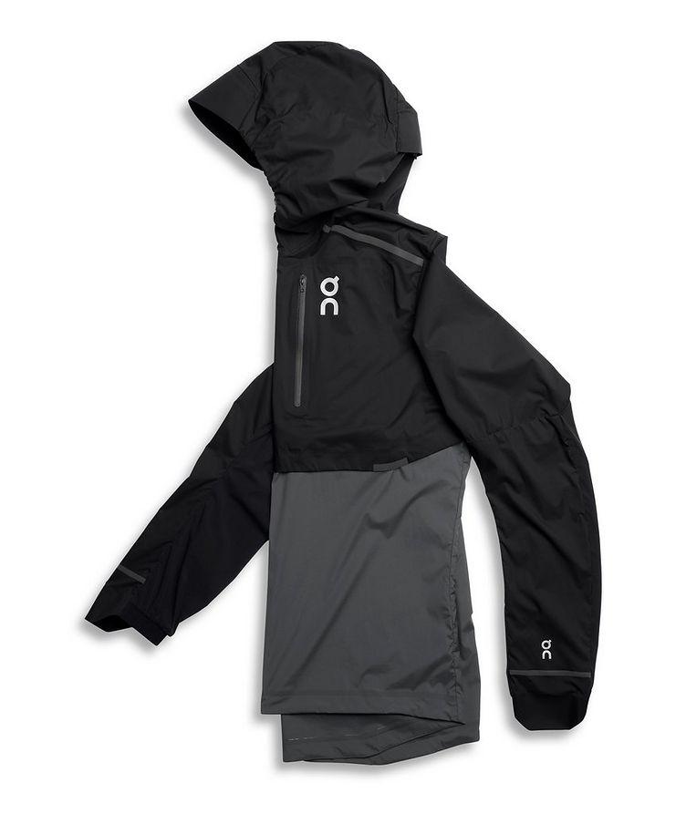 Tech-Fabric Weather Jacket image 0