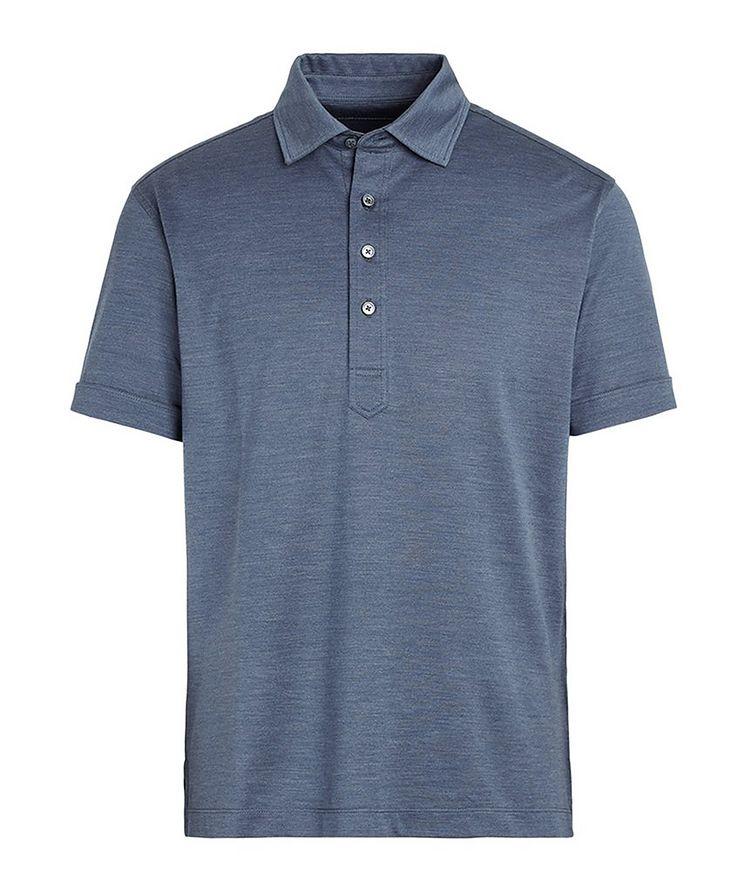 Leggerissimo Cotton-Silk Polo image 0