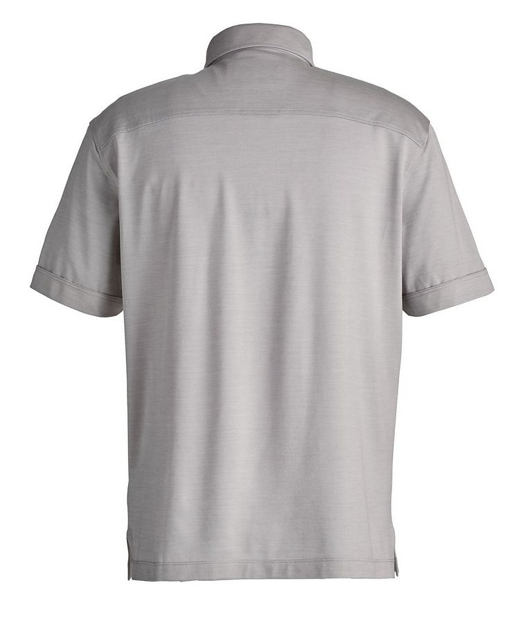 Leggerissimo Cotton-Silk Polo image 1