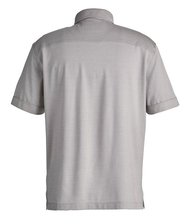 Leggerissimo Cotton-Silk Polo picture 2
