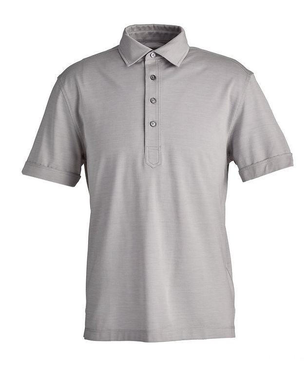 Leggerissimo Cotton-Silk Polo picture 1