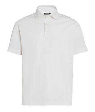 Ermenegildo Zegna Leggerissimo Cotton-Silk Polo