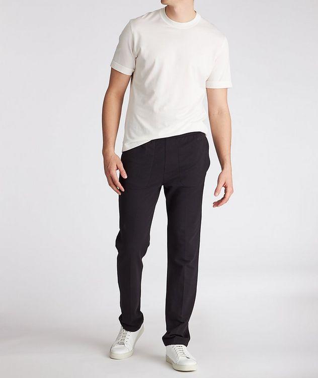 Leggerissimo Cotton-Silk T-Shirt picture 3