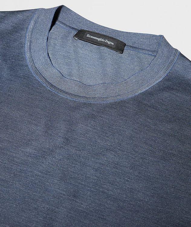 Leggerissimo Cotton-Silk T-Shirt picture 2