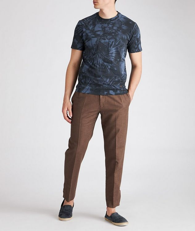 Couture Printed Cotton T-Shirt picture 2