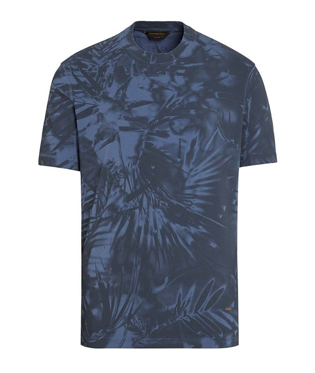 Couture Printed Cotton T-Shirt picture 1