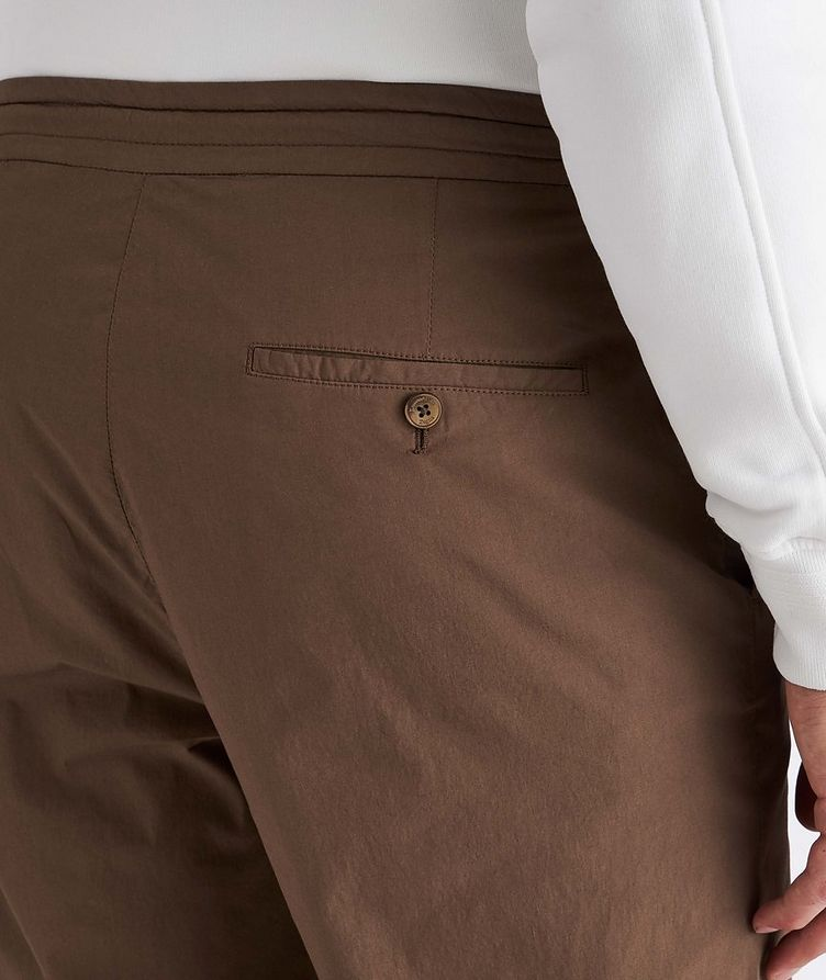 Tela Vela Stretch-Cotton Pants image 4